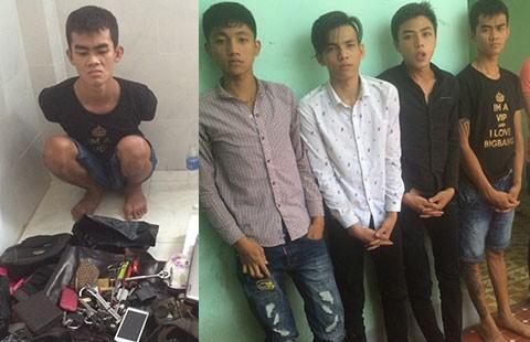 Hành trình truy bắt băng cướp 'đập đá'
