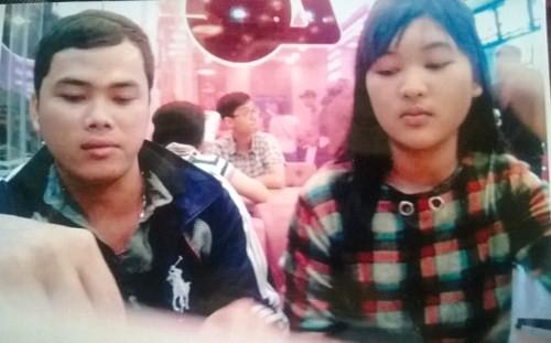 Nữ sinh 14 tuổi nghi theo bạn trai trên Facebook