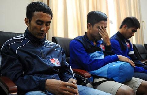 Đề nghị truy tố sáu cầu thủ Đồng Nai bán độ