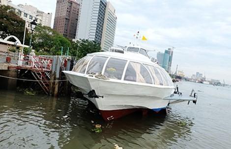 Cân nhắc 'cấm cửa' tàu thuyền ở bến Bạch Đằng