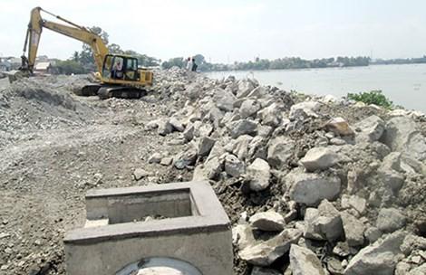 Liên bộ họp khẩn về dự án lấn sông Đồng Nai