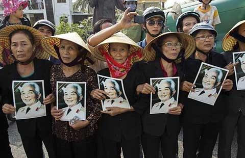 'Việt Nam - 25 năm của một đất nước đang thay đổi'