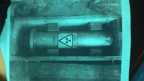 Dừng đào hố rác để tìm nguồn phóng xạ