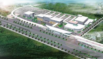 Cần 1.500 tỉ đồng xây Bến xe Miền Đông mới