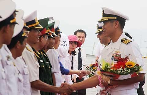 Phó tư lệnh Mỹ gốc Việt