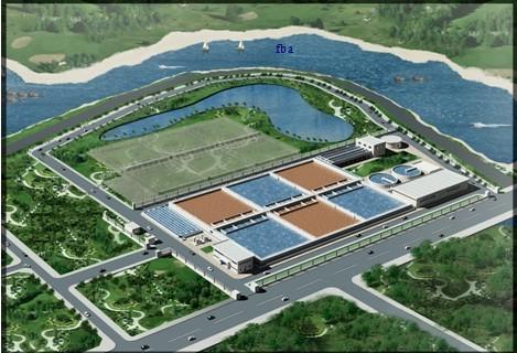 Giảm diện tích giải tỏa xây Nhà máy xử lý nước thải Tham Lương