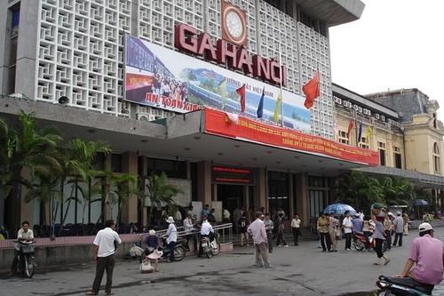 Công an đề nghị chuyển ga Hà Nội ra khỏi nội đô
