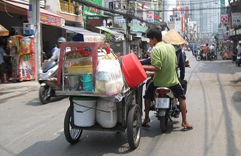 Xem thường luật giao thông