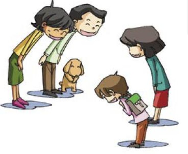 Người lớn cũng cần giữ lễ với người nhỏ