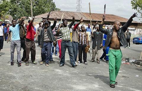 Các nước châu Phi phản đối bài ngoại ở Nam Phi