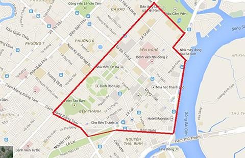 Tối nay, TP.HCM cấm nhiều tuyến đường