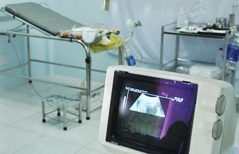 Điểm phá thai 'chui' bị phạt 95 triệu đồng
