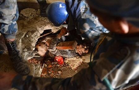 Động đất ở Nepal: Có thể đến 5.000 người thiệt mạng