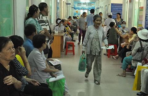 Bệnh viện tuyến dưới lên tiếng