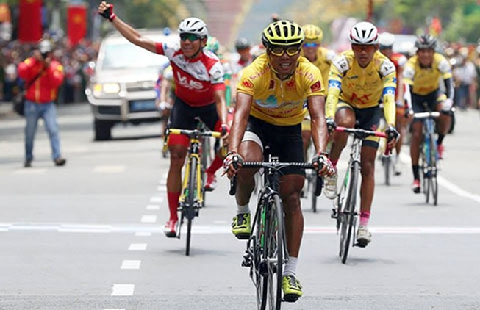 Nguyễn Trường Tài trở lại sau cú sốc doping