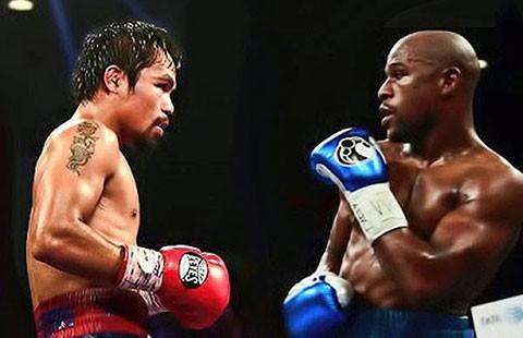 Pacquiao – Mayweather: Đánh nhẹ, túi nặng