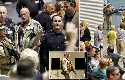 Nhà nước Hồi giáo nổ súng ở Texas