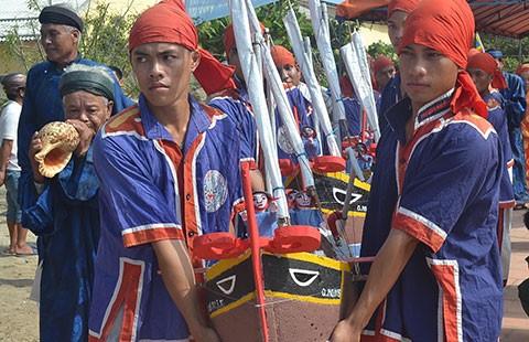 Lý Sơn: Tri ân những hùng binh Hoàng Sa