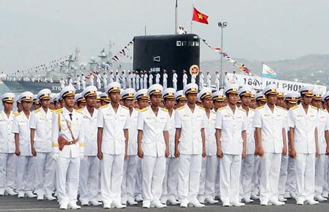 Lực lượng nòng cốt bảo vệ chủ quyền biển, đảo