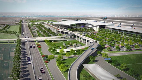 Sân bay Long Thành giảm 1/2, Đồng Nai chỉ xây một khu tái định cư