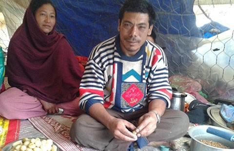 Chuyện người và chuyện trời đất ở Nepal