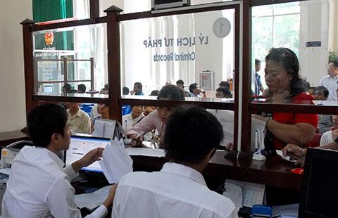 Sở Tư pháp TP.HCM: Hết lòng phục vụ dân