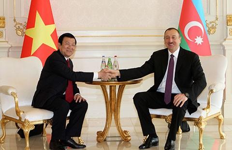 Đưa kim ngạch hai chiều Việt Nam-Azerbaijan lên 1 tỉ USD