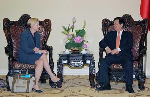 Doanh nghiệp Mỹ sẵn sàng chuyển giao công nghệ mới cho Việt Nam