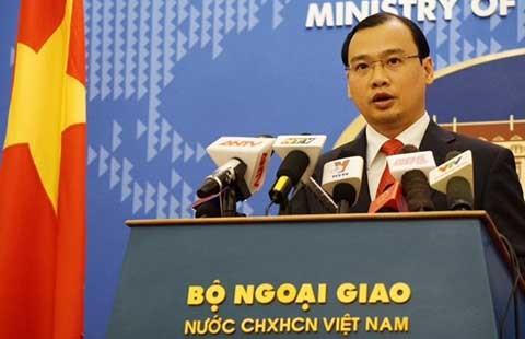 Việt Nam sẽ xử lý những vụ việc phát sinh trên biển