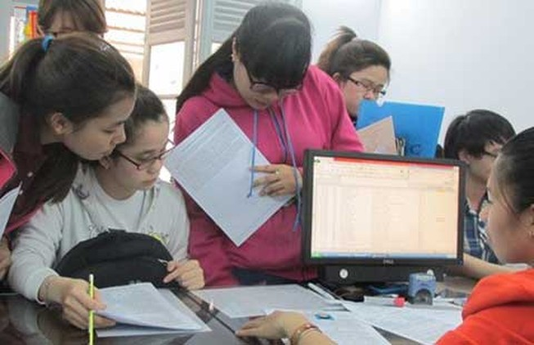 Kỳ thi THPT quốc gia: Cho phép chỉnh sửa hồ sơ đến 27-5