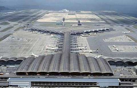 Phối cảnh sân bay Long Thành 'đạo' của nước ngoài?
