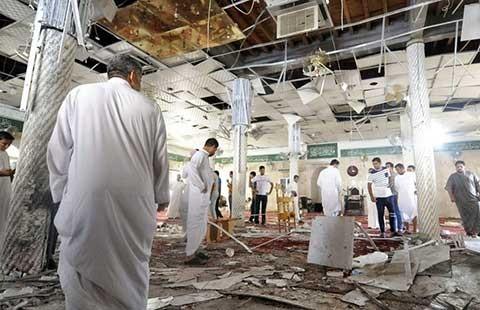 Đánh bom kinh hoàng tại Saudi Arabia