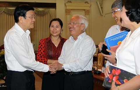 Đưa kim ngạch thương mại Việt-Nga lên 20 tỉ USD năm 2020