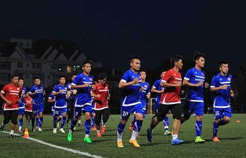 Đội tuyển U-23 Việt Nam: Nâng niu hàng phòng ngự