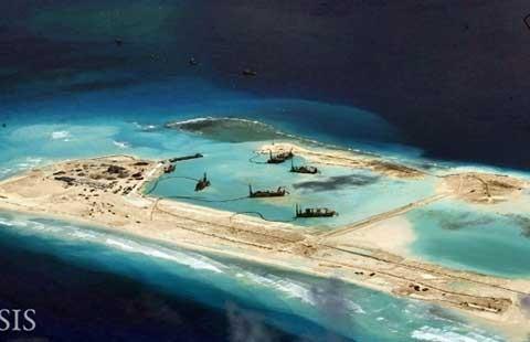 Philippines sẽ thách thức Trung Quốc