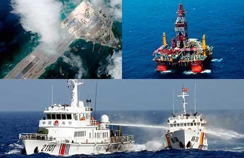 Biển Đông: Phải tỏ rõ chính kiến trước Trung Quốc