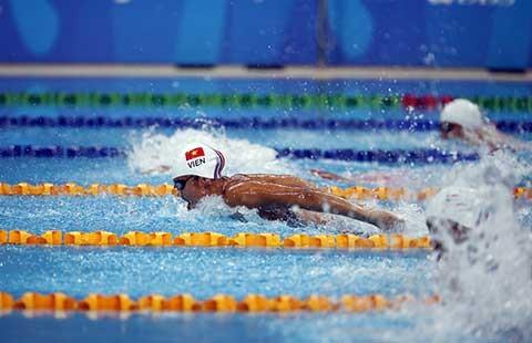 Tổng hợp ngày thi đấu 9-6 của TTVN: Bơi nổi, chạy chìm
