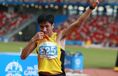 Nguyễn Văn Lai phá kỷ lục tồn tại 22 năm