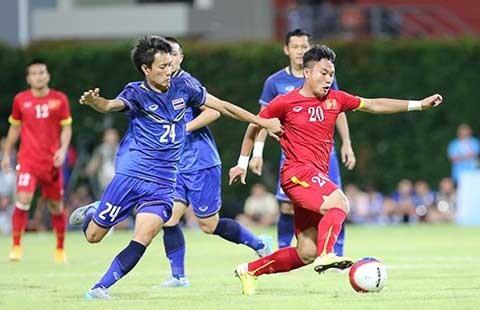 U-23 VN - U-23 Thái Lan (1-3): Tính hòa, hóa thua
