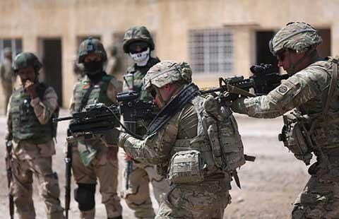 Mỹ muốn tăng quân huấn luyện tại Iraq
