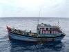 Palau thông báo đã đốt bốn tàu cá Việt Nam