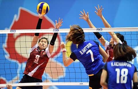 Trận chung kết thứ tám thua Thái Lan