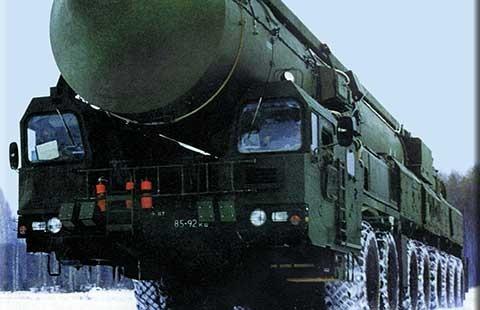 Putin tuyên bố triển khai hơn 40 tên lửa đạn đạo