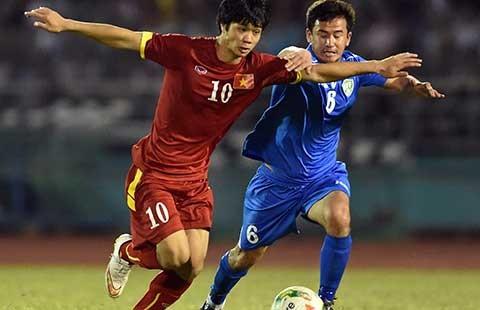 Kế hoạch tập trung đội tuyển bóng đá nam năm 2015