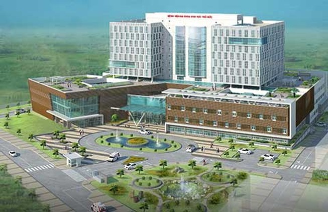 Làm rõ trách nhiệm vụ 'chôm thiết kế bệnh viện'