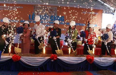 TP.HCM khởi công xây Làng Cam