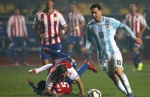 Messi là điểm khác biệt hình thành ván tennis