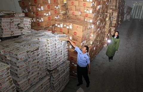 'Thịt thối 40 năm' vào Trung Quốc bằng đường nào?
