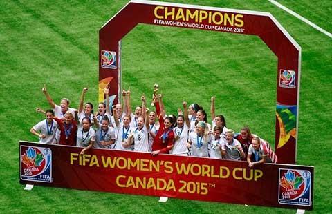 Chung kết World Cup nữ: Các cô gái Mỹ đòi cả vốn lẫn lãi