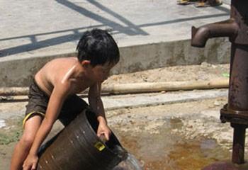 Đến năm 2019, Củ Chi sẽ có đủ nước sạch